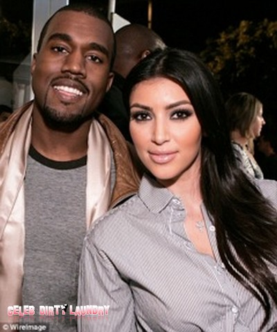 Is Kanye West Krushing On Kim Kardashian?