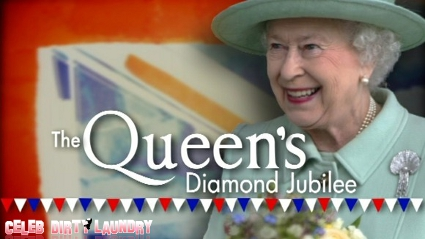 With Kate Middleton's Support Queen Elizabeth Sizzles At Her Diamond Jubilee