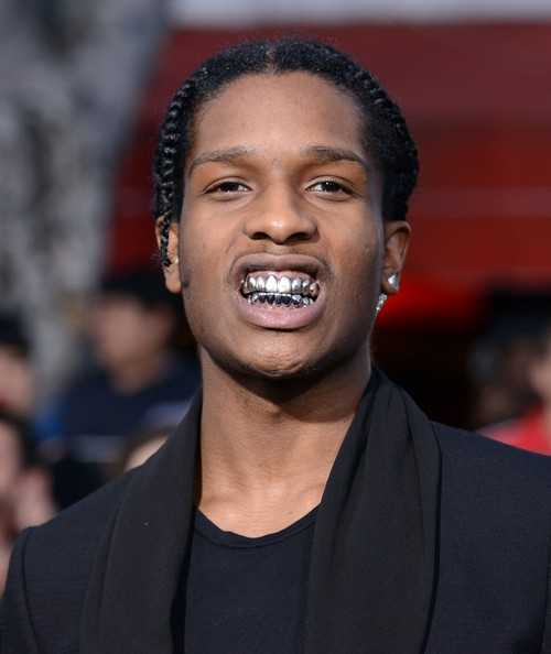 A$AP Rocky and Chanel Iman Engaged In Secret - Rapper and Supermodel Getting Married