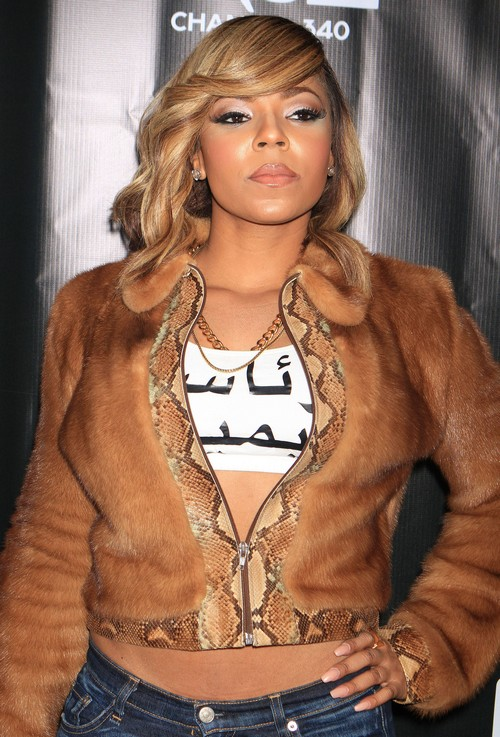 Ashanti Slams Beyonce: Admits Feud and Blames Bey For Being Selfish