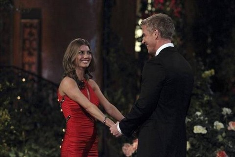 The Bachelor's Ashlee Frazier Wants Chris Harrison After Sean Lowe Rejection