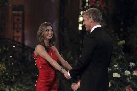 The Bachelor's Ashlee Frazier Wants Chris Harrison After Sean Lowe Rejection