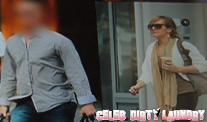 Ashley Hebert Spotted With Bachelorette Winner! (Photo)