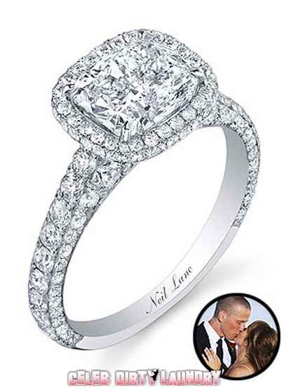 Ashley Hebert's Engagement Ring (Photo)