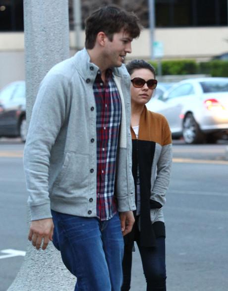Mila Kunis Terrified Ashton Kutcher's Late-Night Partying Will Destroy Their Relationship!