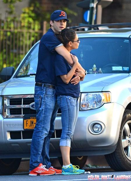 Ashton Kutcher Proposed But Mila Kunis Said NO!