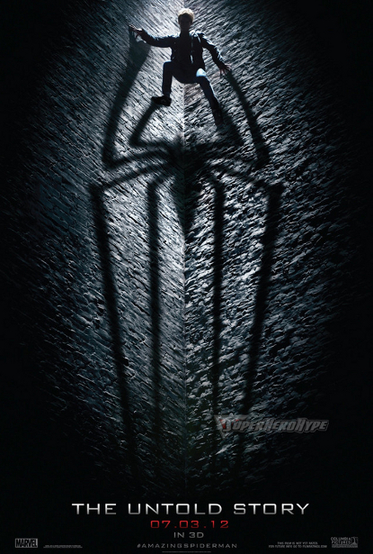 The New 'Amazing Spider-Man' Poster Is Here!