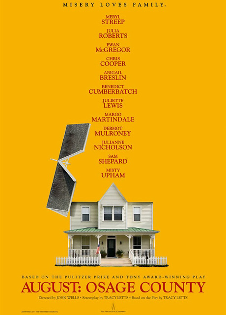 August: Osage County Trailer Review -- Glorious Snark From Meryl Streep and Bittersweet Family Dynamics (VIDEO)