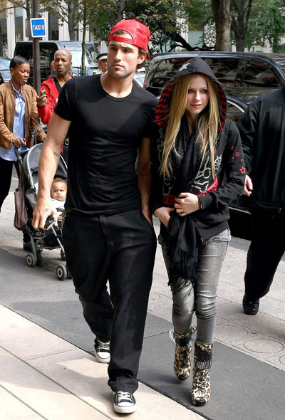 Avril Lavigne And Brody Jenner Break Up!