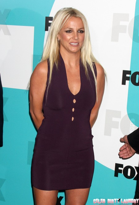 Report: Britney Spears To Be Fired From X-Factor - Ratings Disappointment To Blame