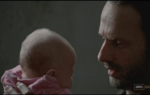 The Walking Dead Season 4 Episode 10 Spoilers - Baby Judith ALIVE! (VIDEO)