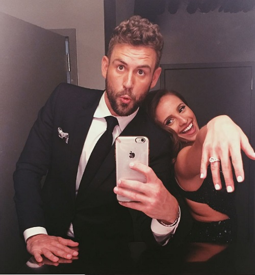 Nick Viall & Vanessa Grimaldi Combat Claims They're an 'Awkward' Couple