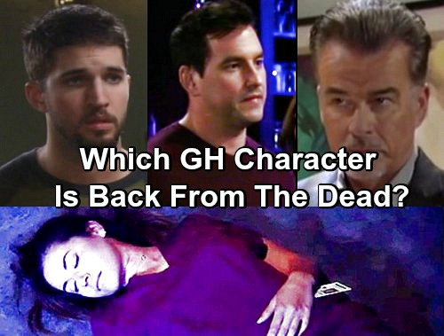 General Hospital Spoilers: Which Beloved GH Character Is Coming Back From The Dead To Port Charles?
