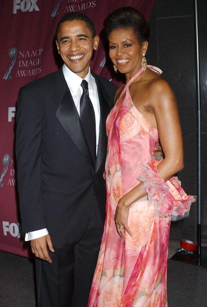 Michelle Obama Is Pregnant!