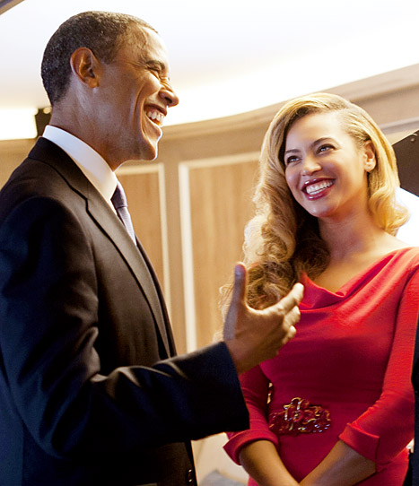 "President Obama Thinks Kim Kardashian is ""Political Poison"" - Beyonce Beats Kim Again!"