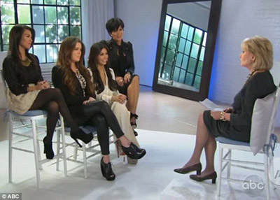 Barbara Walters Thinks The Kardashians Are Talentless And Untrustworthy
