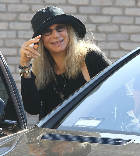 Barbra Streisand Kicks James Brolin Out Of Malibu Home As Divorce Battle Looms!