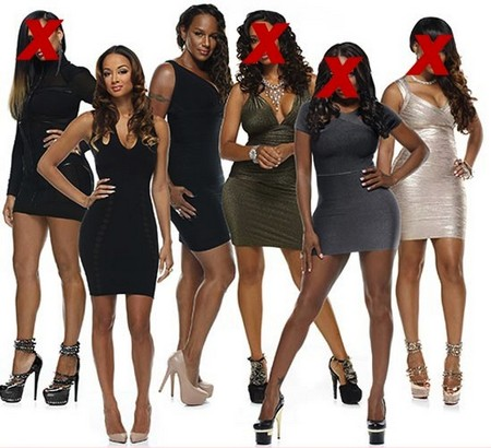 Basketball Wives: LA Fires 4 Wives - Gloria and Laura Govan Foul Out