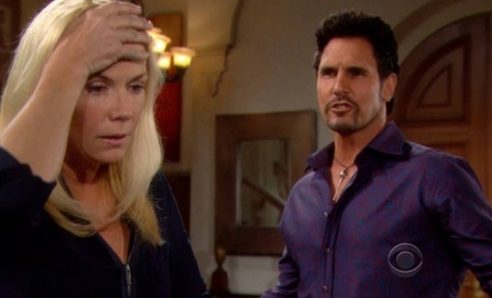 """The Bold and the Beautiful Spoilers: Brooke and Bill Sudden Marriage - Forgiveness For Ridge's """"Accident"""" - Wedding Bells Ring?"""