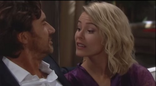 'The Bold and the Beautiful' Spoilers: Will Thomas Give Caroline a Baby If Ridge Refuses?