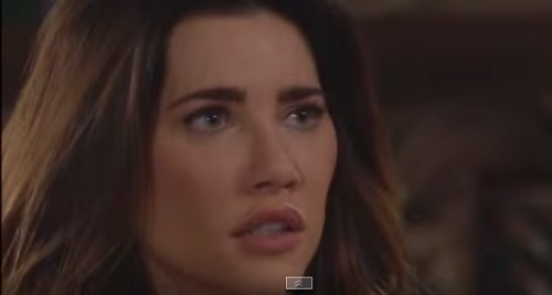 'The Bold and the Beautiful' (B&B) Spoilers: Police Question Steffy's Role in Aly's Death - Steffy Demands Ivy Delete Video