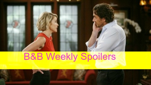 The Bold and the Beautiful (B&B) Spoilers: Zende and Nicole Battle - Thomas Learns of Caroline's Baby - Liam Lusts for Ivy