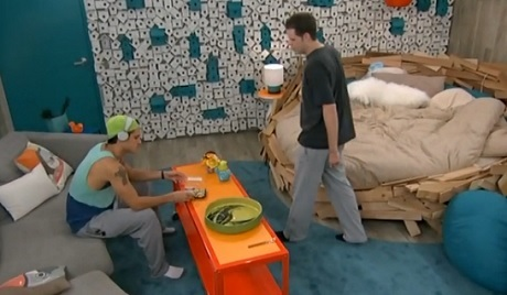 Big Brother 16 Spoilers Update: Cody Wins Final 3 HOH Round 1 - Derrick, Victoria in Trouble - Caleb Evicted