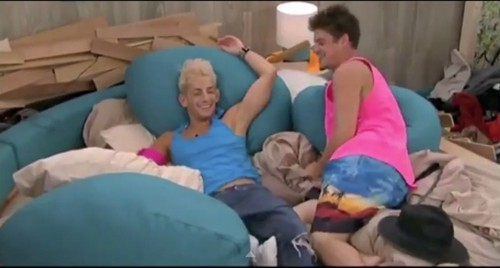 Big Brother 16 Spoilers: Zach and Frankie Grande Cuddly Bromance or Gay Showmance for BB16? (VIDEO)
