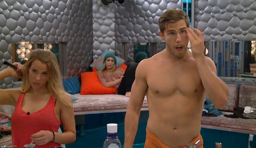 Big Brother 17 Clay Throws Away His Game For Shelli But Will It Work