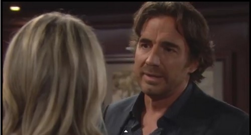 The Bold and the Beautiful Spoilers: Desperate CEO Struggle After Eric Resigns, Caroline Betrays Husband For Ridge!