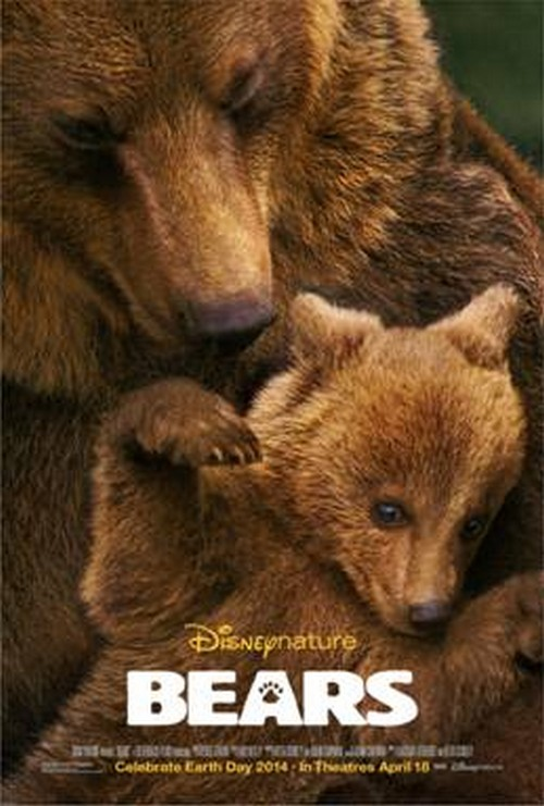 """Disney Nature's """"Bears"""" New Trailer And Photos (Video)"""