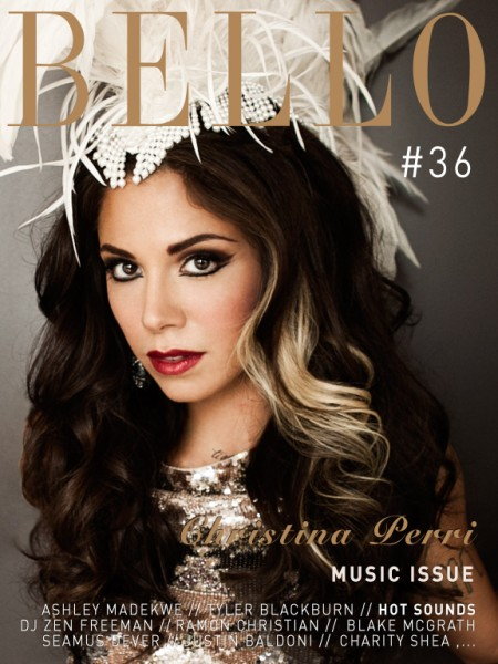 Christina Perri: The Voice Behind Bella And Edward's Twilight Wedding 0531