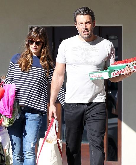 Jennifer Garner Envious Of Ben Affleck's Hollywood Success As 'Gone Girl' Lands Him In ANOTHER Oscar Running!