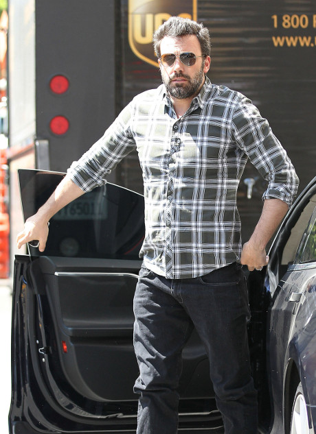 Ben Affleck Says No More Children -- Three's Enough, It's Hard to Pay Attention to them All!