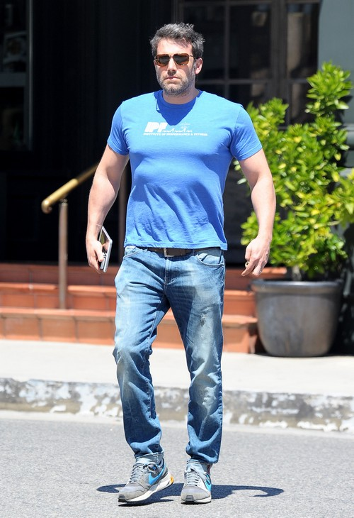 Ben Affleck Injured While Filming Batman Vs. Superman - Will He Continue?