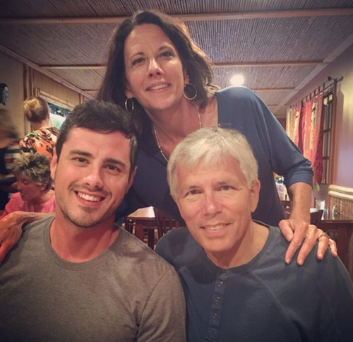 Ben Higgins' Mother Picked Who Won The Bachelor 2016