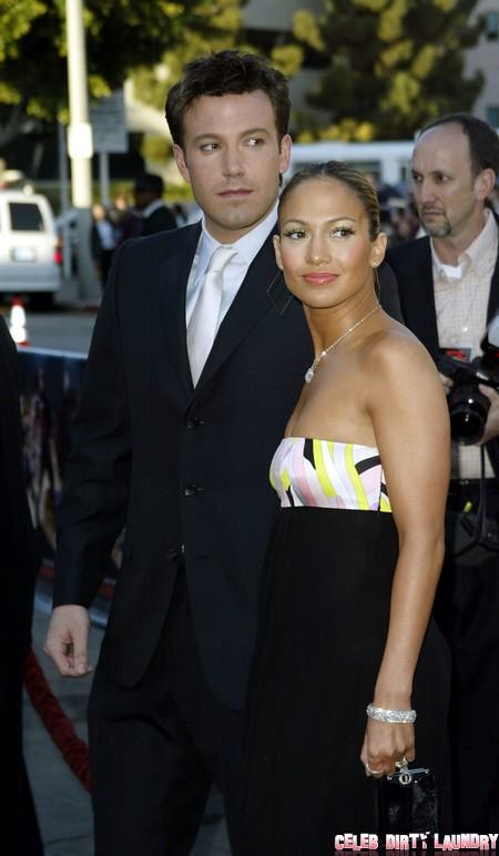 Report: Ben Affleck and Jennifer Lopez - Jennifer Garner Throws A Jealous Fit!