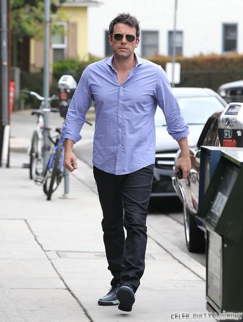 Ben Affleck To Star As Male Lead In David Fincher's Gone Girl?