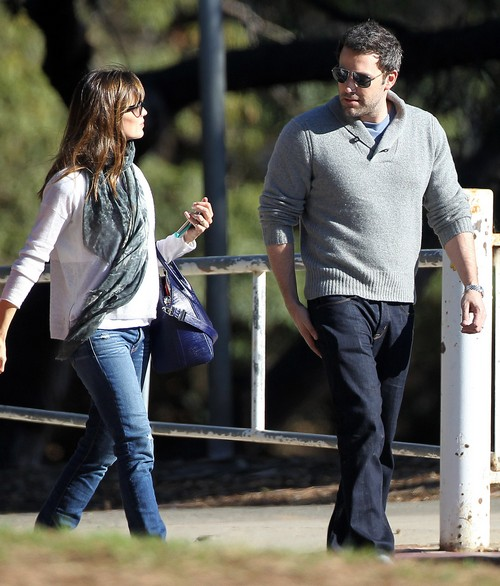 Ben Affleck and Jennifer Garner Couples Therapy: Spotted Leaving Marriage Counselor's Office