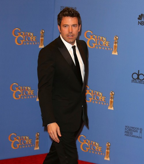 Ben Affleck's Penis Size Massive Chuck Lorre Joke at Producer's Guild Awards
