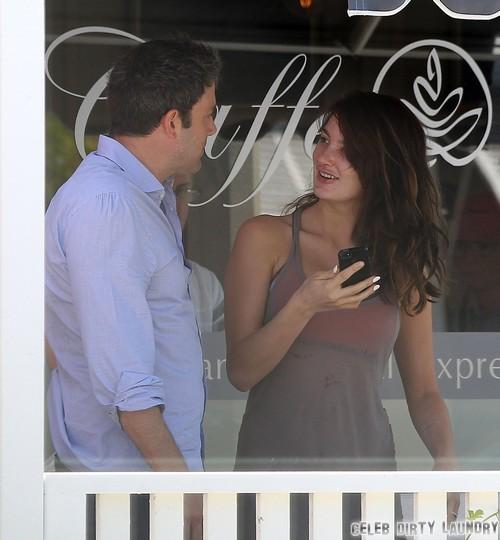 Ben Affleck's Sex Scenes With Jennifer Lopez Look-A-Like Have Jennifer Garner Frantic!