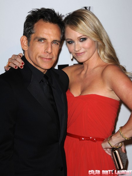 "Jennifer Aniston Hates Ben Stiller's Wife, Christine Taylor: ""You'll Never Be My Bridesmaid!"""