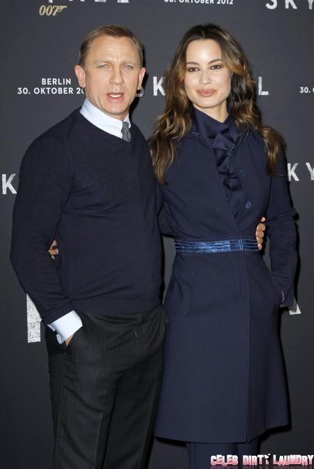 Berenice Marlohe: Meet Daniel Craig's Skyfall Bond Girl