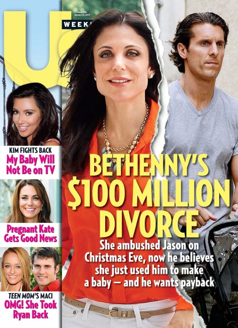 Bethenny Frankel $100 Million Divorce After Fake Marriage Scandal