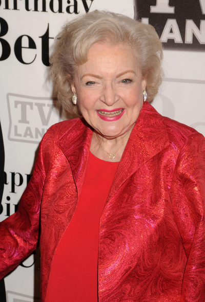 Betty White Was A Pot-Smoking Slut Claims Joan Rivers