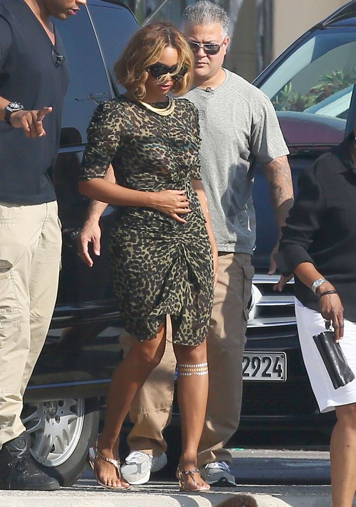 Beyonce Pregnant - Jay-Z Confirms Second Child Pregnancy - Updated NEW PHOTOS