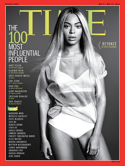 Rita Ora Cheated With Jay-Z On Beyonce - Fears Time Magazine's Most Influential Woman (PHOTO)