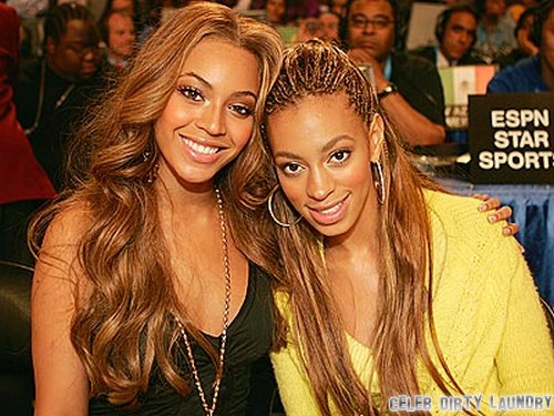 Beyoncé is Solange Knowles' MOTHER Not Her Sister - Report