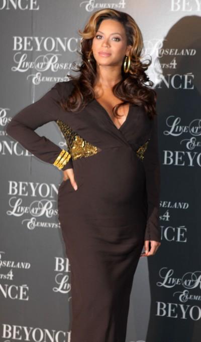 Beyonce's Pregnant Again! 0530
