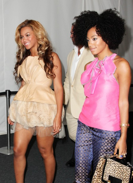Kim Kardashian Causing Family Feud Between Beyonce And Solange Knowles 0718